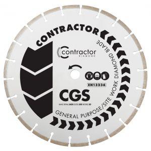 Contractor Diamond Blade – General Purpose - CGS-115/22/ CGS-230/22/ CGS-300/20