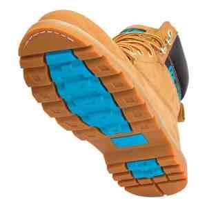 OX Honey Nubuck Safety Boot