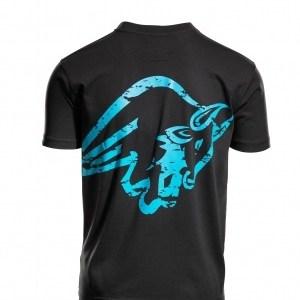 OX Crew Neck T shirt - S, M, L, XL, XXL - Black