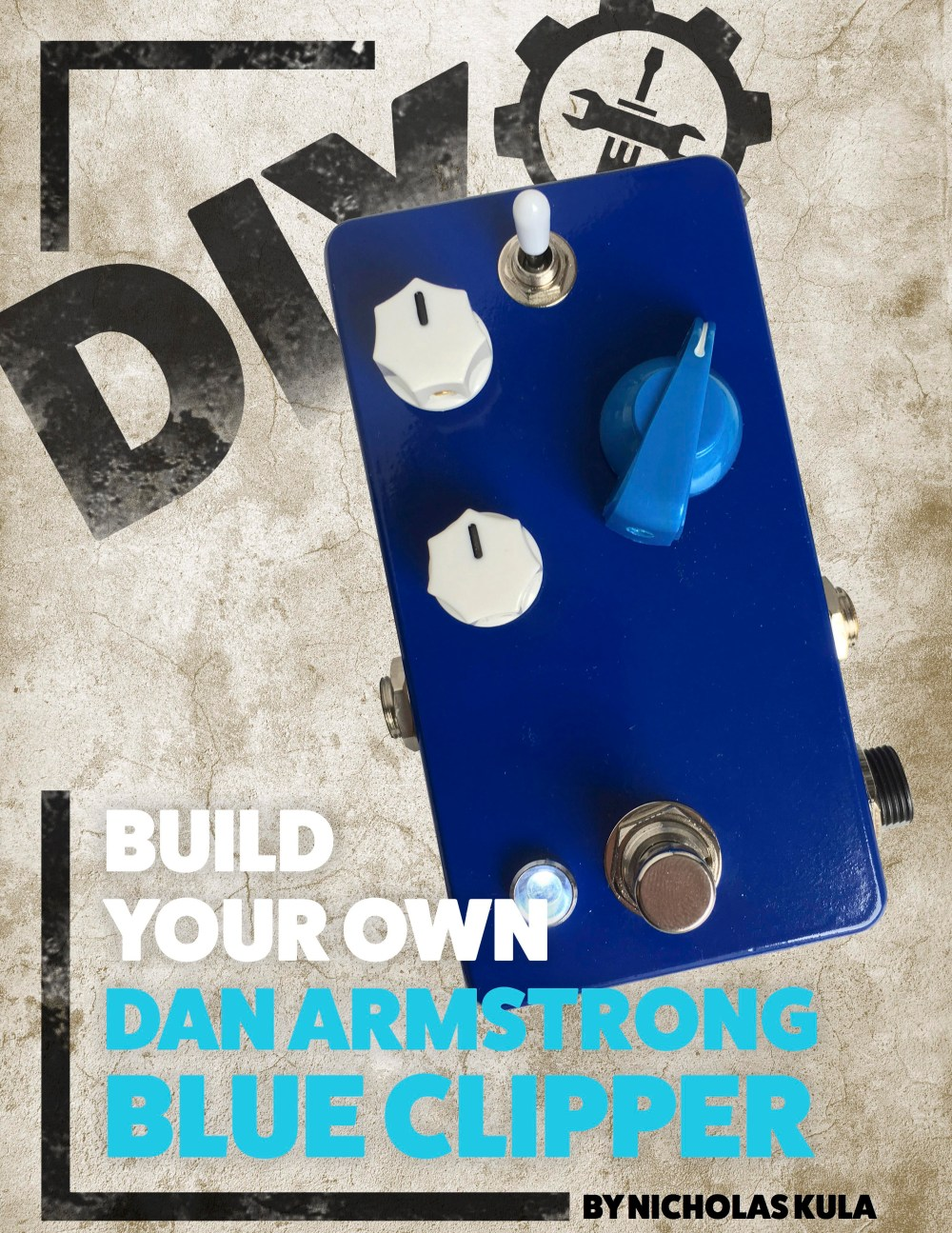 medium resolution of build your own dan armstrong blue clipper