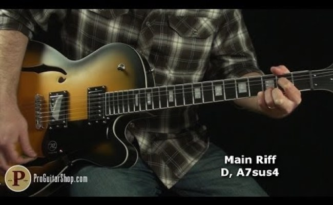 The Rolling Stones Satisfaction Guitar Lesson Tone Report