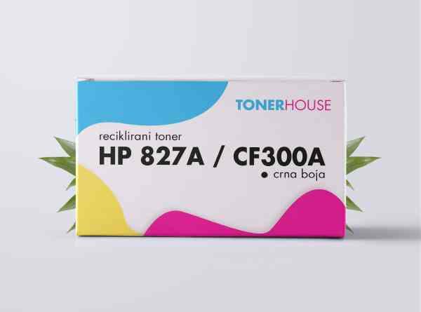 HP 827A / CF300A reciklirani crni toner