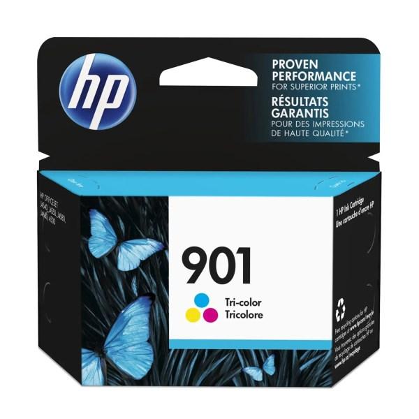 HP 901 Kertridž Original Color / CC656AE
