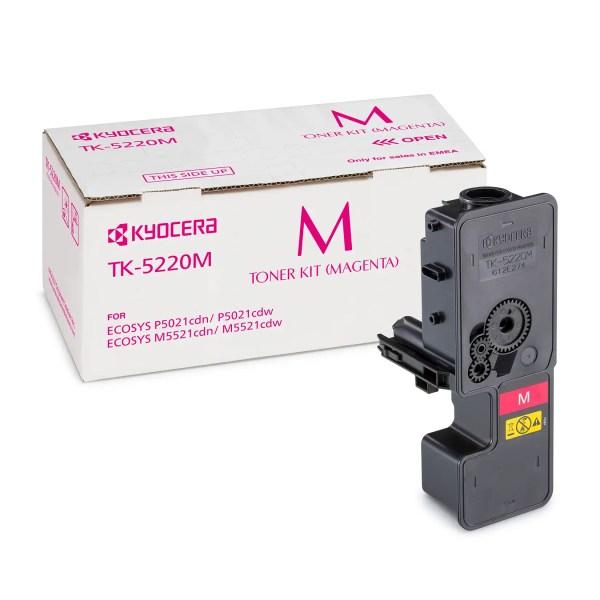 Kyocera TK 5220M Original Magenta