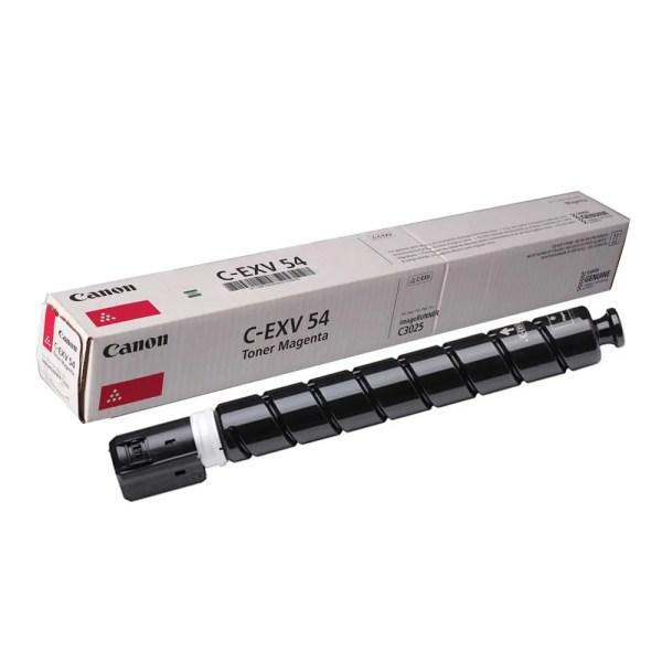 Canon C-EXV 54 M Toner Original Magenta Crveni