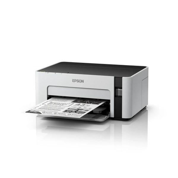 Epson EcoTank M1100 InkJet Crno Beli Štampač