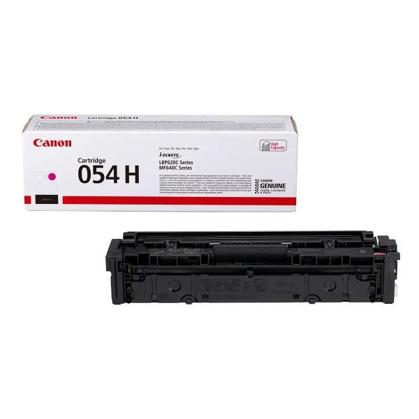 Canon CRG-054H Toner Original Magenta