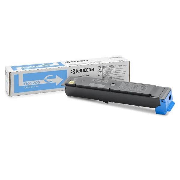 Kyocera TK-5205C Toner Original Plavi Cyan