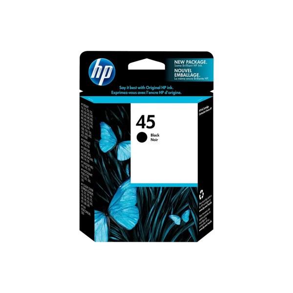 HP 45 Kertridž Original Crni Black / 51645AE