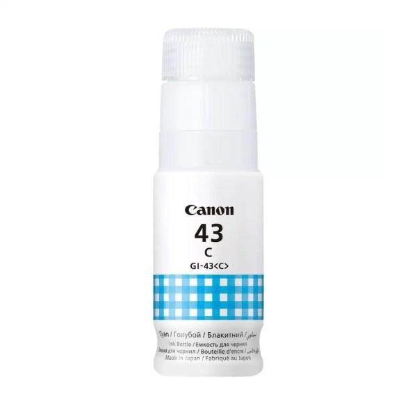 Canon GI-43 C Mastilo Original Plava Cyan