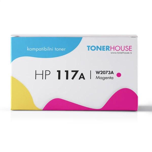 HP 117A Toner Kompatibilni Magenta / W2073A