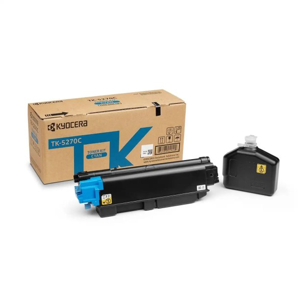 Kyocera TK-5270C Toner Original Plavi Cyan