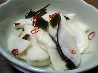 Kabu No Siozuke
