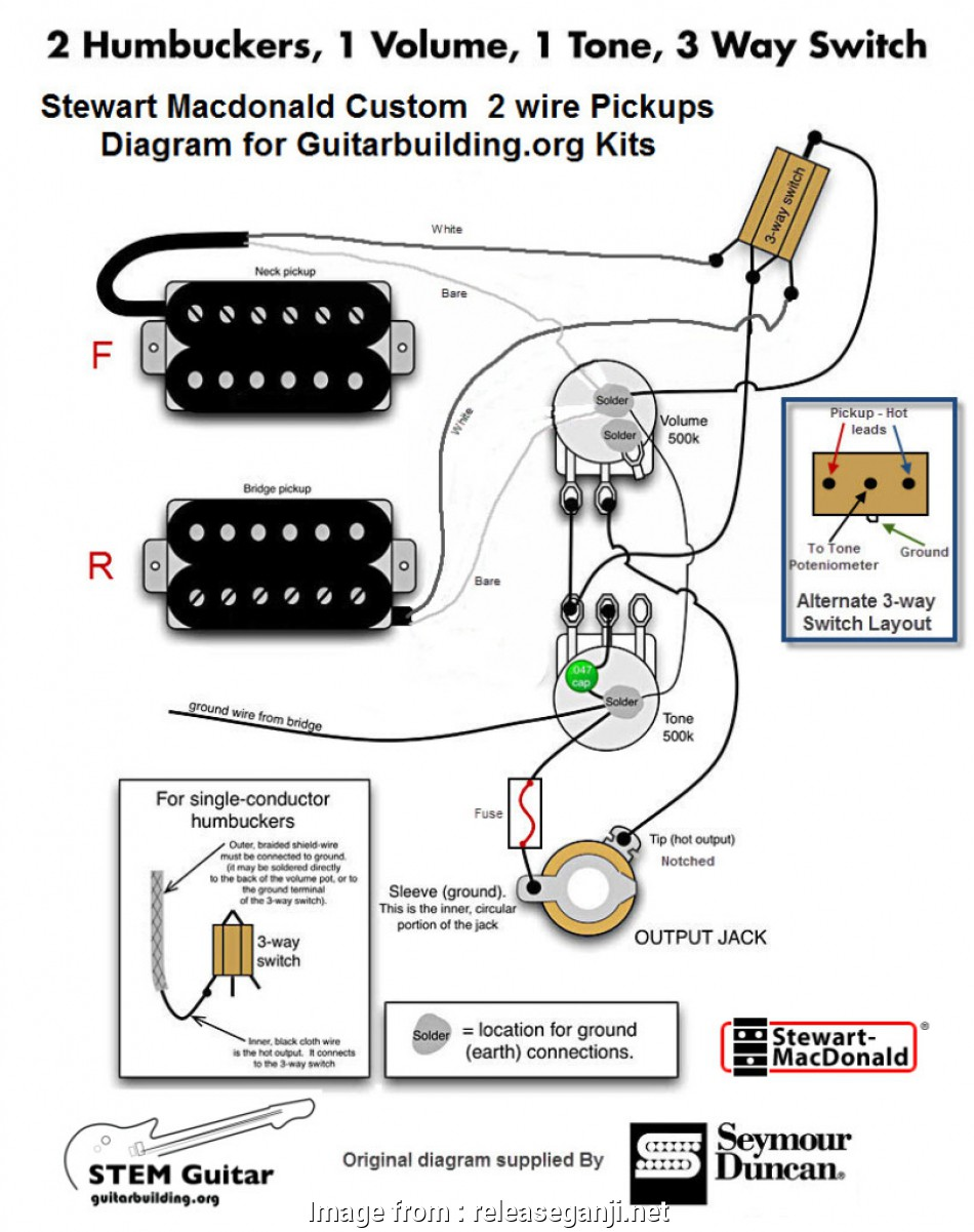 1 Volume 1 Tone 3, Switch Wiring Brilliant Guitar Wiring