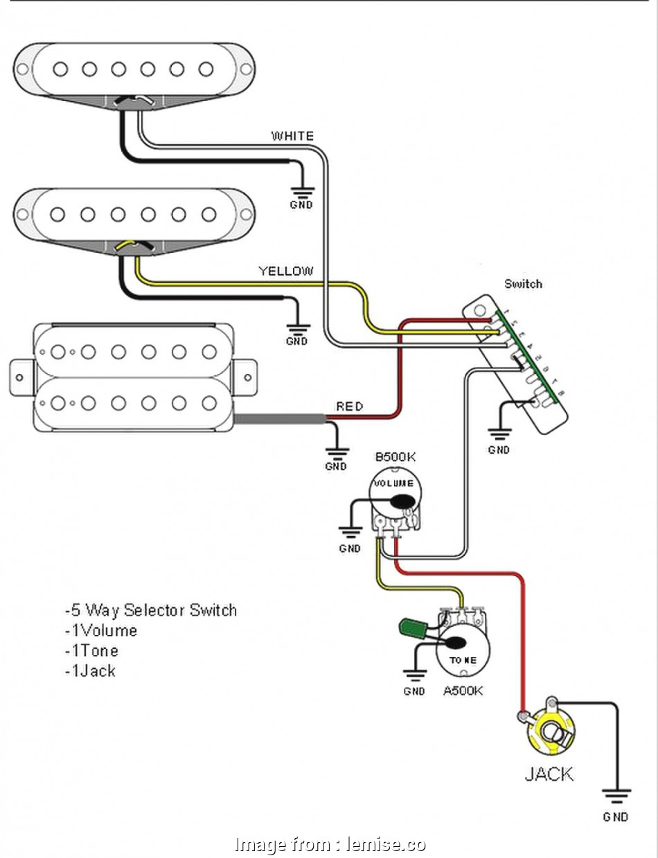 1 Volume 1 Tone 3, Switch Wiring Creative Strat Wiring