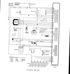 110 electrical wiring diagram nissan 1400 electrical wiring diagram nissan pinterest 110 electrical wiring [ 950 x 1344 Pixel ]