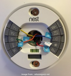 14 gauge thermostat wire nest thermostat wiring diagram heat pump luxury back plate [ 950 x 950 Pixel ]