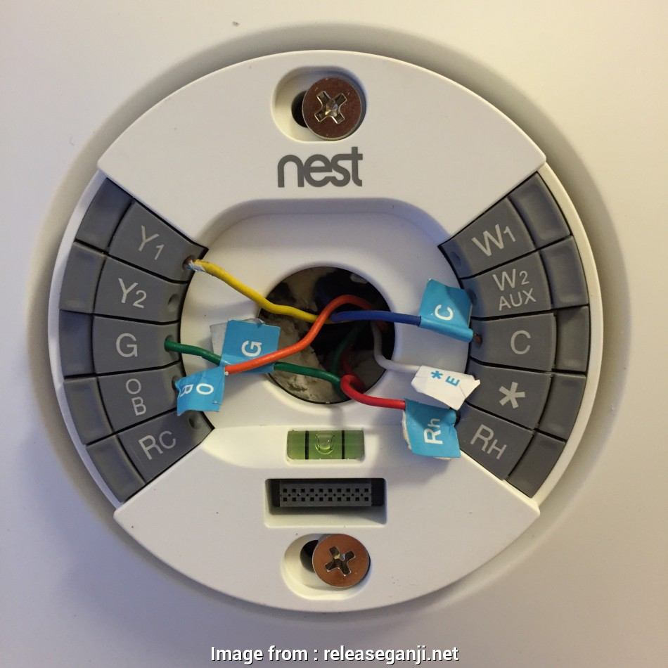hight resolution of 14 gauge thermostat wire nest thermostat wiring diagram heat pump luxury back plate
