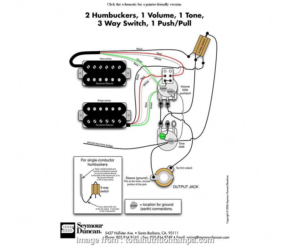 2 Humbucker 3, Switch Guitar Wiring Brilliant Circuit