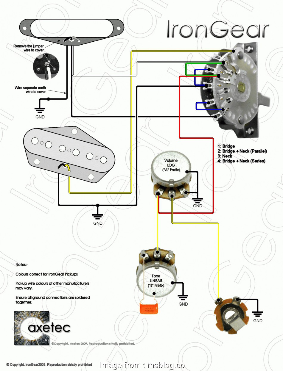 hight resolution of 2 humbucker 3 way switch guitar wiring wiring diagram 3 pickup guitar new wiring diagram