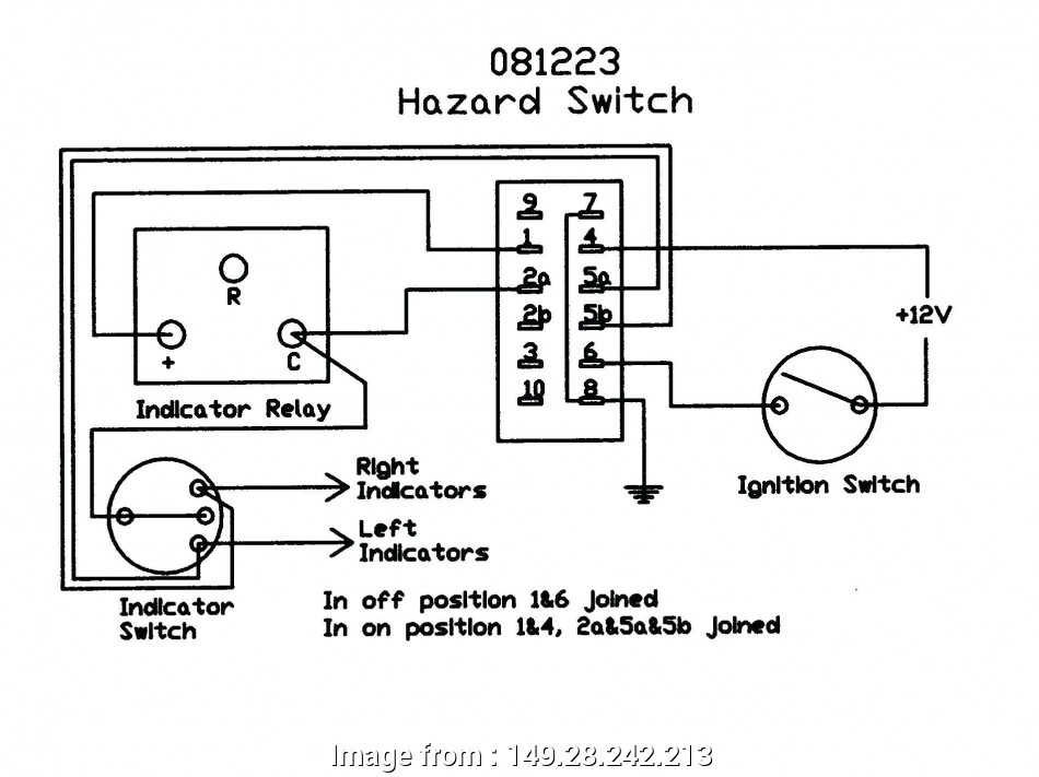 2 Position Toggle Switch Wiring Simple Lucas 3, Toggle