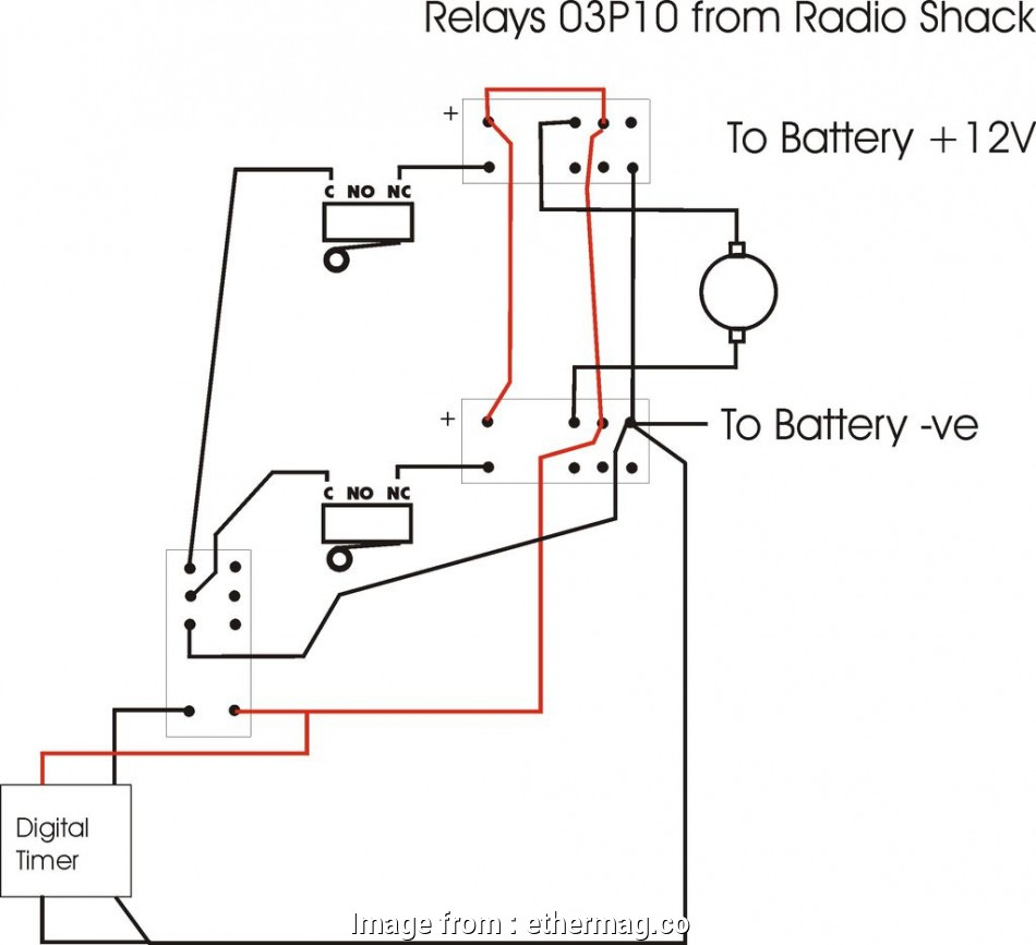 2, Switch 2 Wire Popular Linear Actuator Wiring Diagram