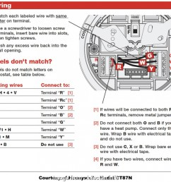 2 wire thermostat wiring diagram honeywell thermostat wiring diagram 2 wire lorestan info 2 [ 950 x 872 Pixel ]