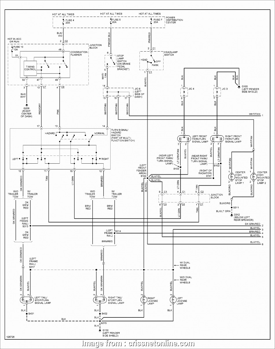 13 Creative 2003 Dodge, Trailer Brake Wiring Diagram