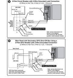 220v gfci wiring diagram 0 typical wiring diagrams j series page 79 jacuzzi fair [ 950 x 1469 Pixel ]