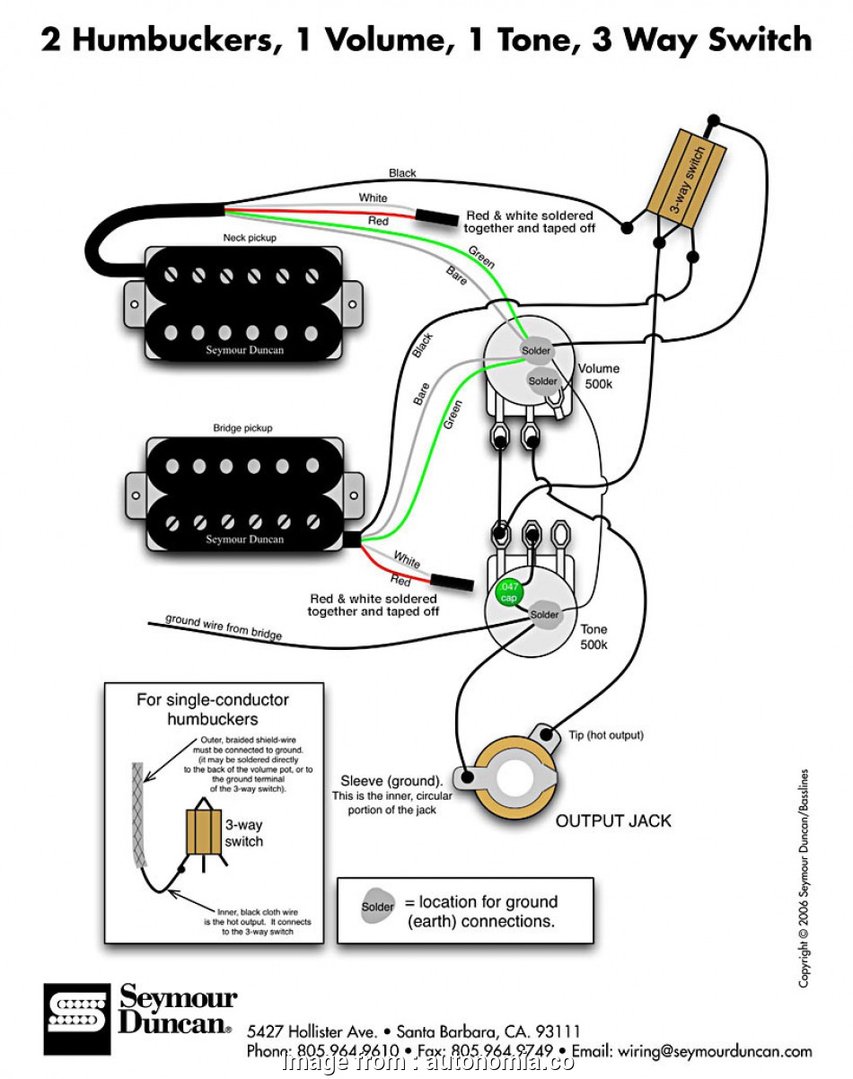 3, Switch, Paul Wiring Most Guitar Wiring Diagram 2