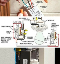 3 way switch wiring old house 377 best electrical images on pinterest projects incredible house [ 950 x 1425 Pixel ]