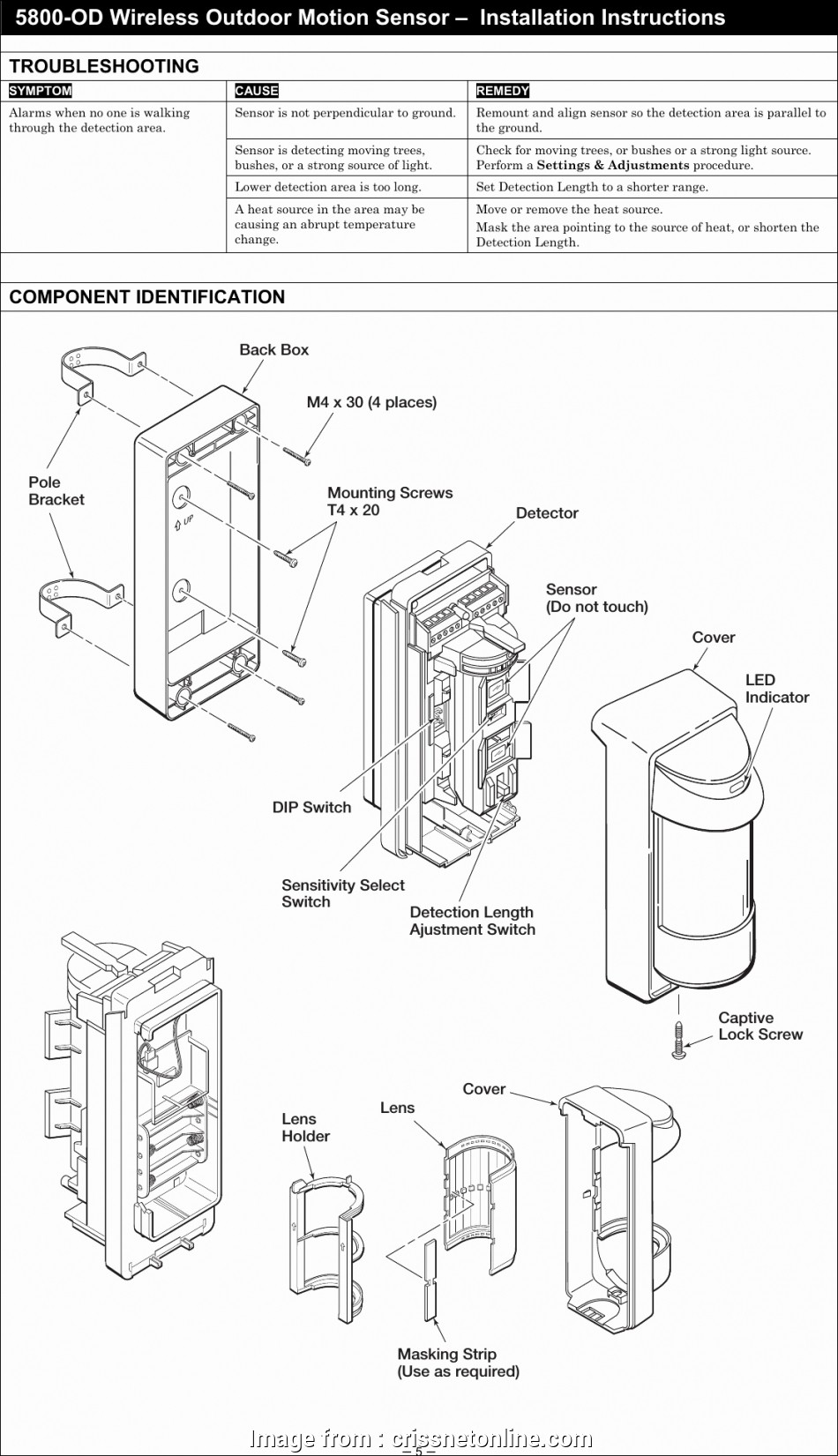 3, Switch Wiring Instructions Professional 4-Way Switch