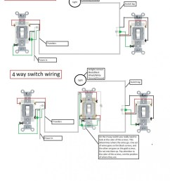 3 way switch wiring instructions leviton 4 switch wire instructions wiring diagrams schematics two [ 950 x 1148 Pixel ]