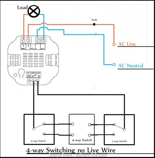 small resolution of 3 way switch wiring light in the middle 4 switch wiring diagram light middle lovely