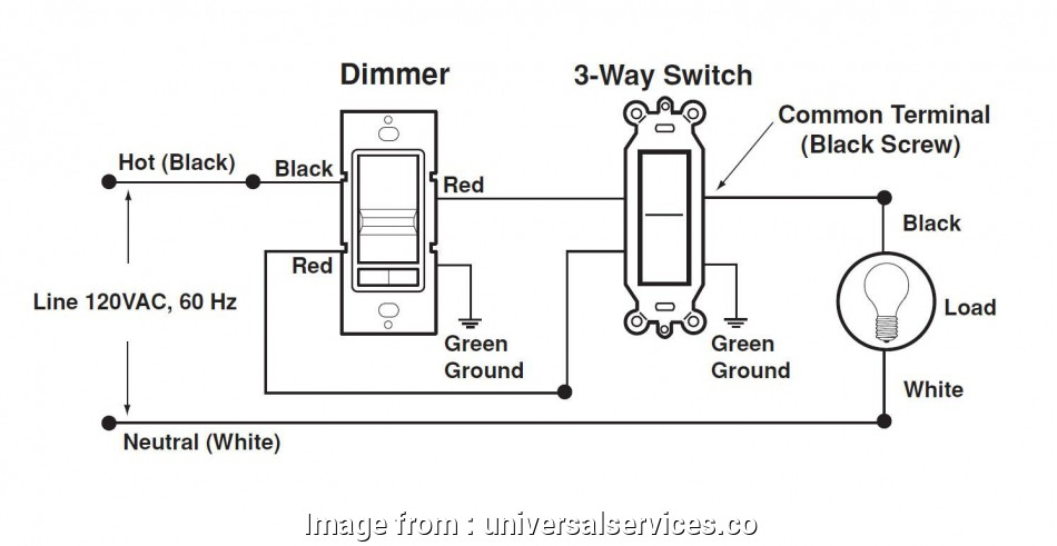 3, Switch Wiring Pictures New Single Pole Dimmer Switch