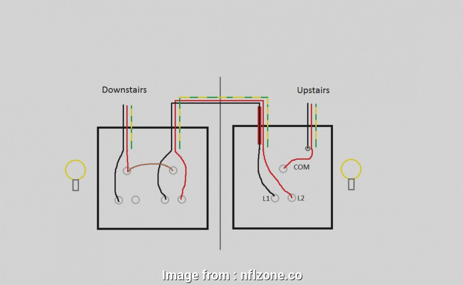 3, Switch Wiring Schematics Nice 2 Gang Outlet Wiring