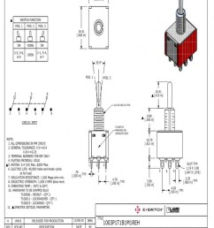 3pdt toggle switch wiring diagram 3pdt on on toggle switches mouser 3pdt toggle switch [ 950 x 1226 Pixel ]