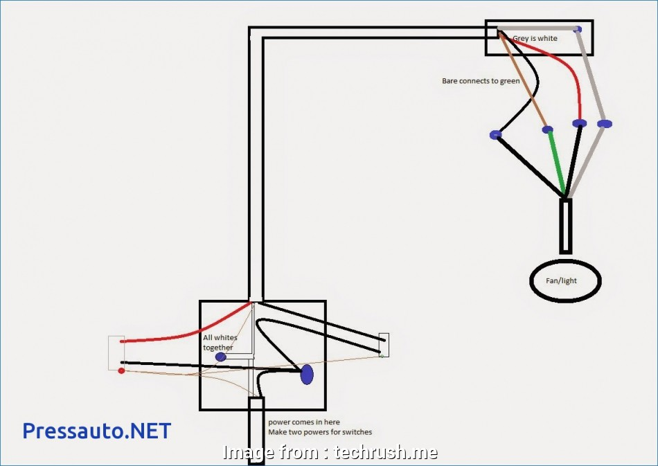 4 Speed Ceiling, Switch Wiring Diagram Professional 3