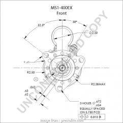 Prestolite Aircraft Alternator Wiring Diagram Detailed Of The Ear All Data 400ex Starter Top Ms1 Motor Product Ignition