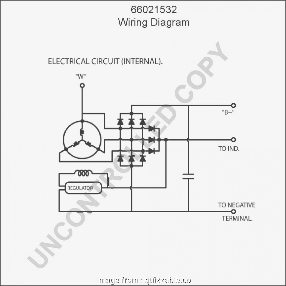 24 Volt Alternator Wiring Diagram Database
