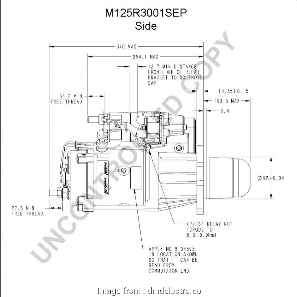 42Mt Starter Wiring Diagram New Delco Starter Parts
