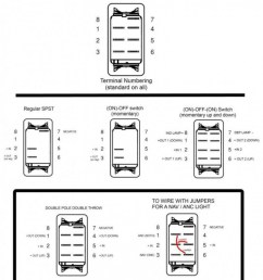 5 pin toggle switch wiring spdt rocker switch wiring diagram lighted 120v toggle diagrams 5 [ 950 x 1224 Pixel ]