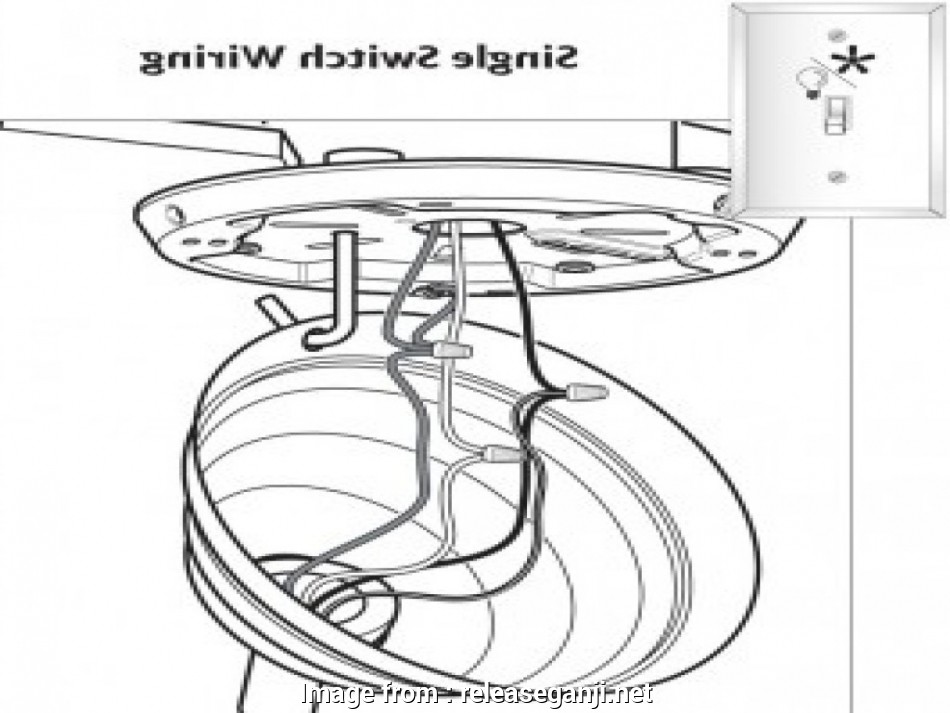 5 Wire Ceiling, Wiring Diagram Fantastic 5 Wire Ceiling