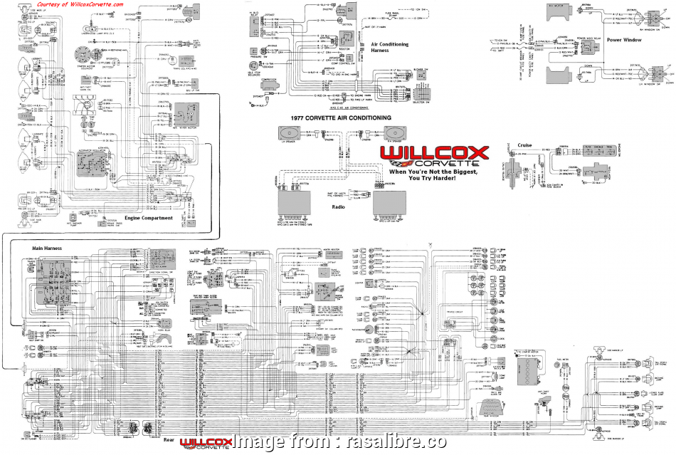 66 Corvette Starter Wiring Diagram Brilliant 1961 Impala
