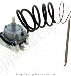70th thermostat wiring diagram thermostat 70th thin shaft short capillary 780mm 591012 10 top [ 950 x 835 Pixel ]
