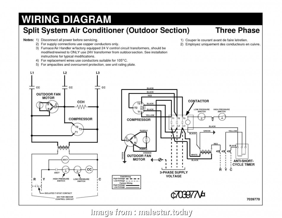 Ac Unit Thermostat Wiring Diagram Nice Lg Split Ac Wiring
