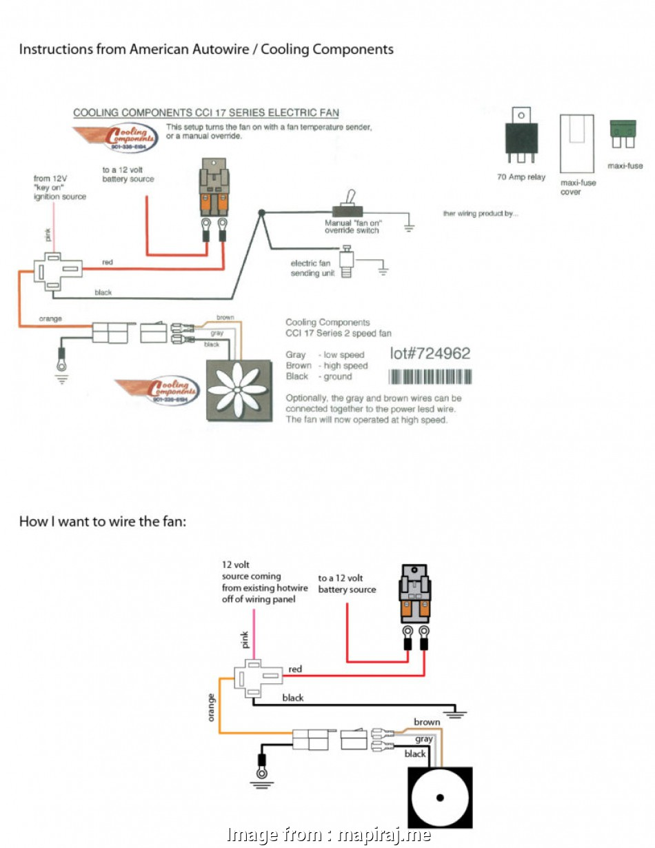 hight resolution of automotive cooling fan wiring diagram electric radiator wiring diagram mapiraj automotive cooling wiring