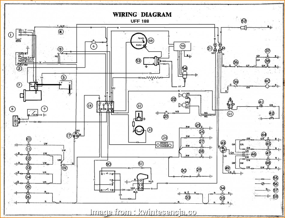 Automotive Electrical Wiring Diagram Brilliant Wiring