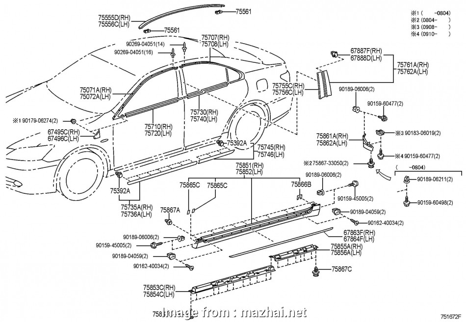 Automotive Engine Wiring Diagram Brilliant 2004 Lexus