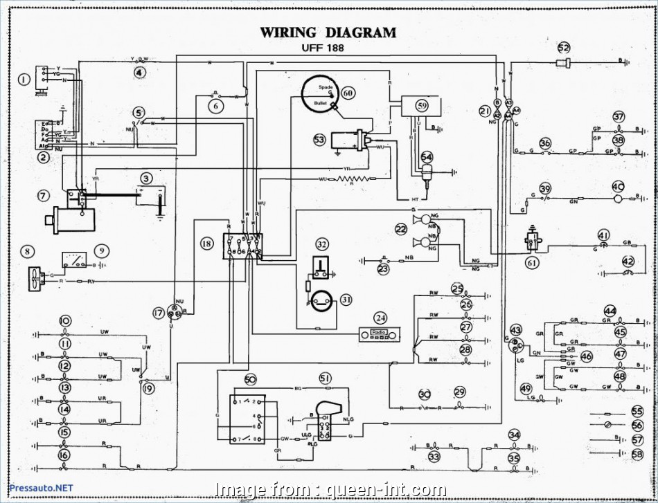 Automotive Wiring Diagram Free Practical Bulldog Wiring